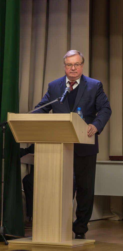 Председатель Императорского Православного Палестинского Общества Сергей Степашин